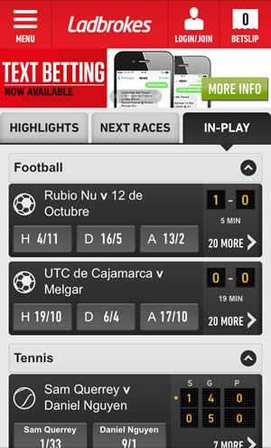 ladbrokes sports bet app