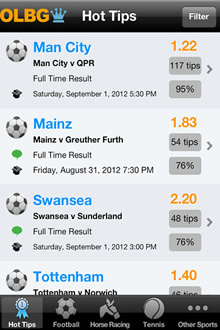 Sports Tipping & Betting Advice Apps - Sports Betting Apps
