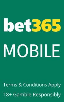 Bet365 for iOS Devices