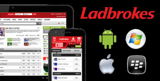 Ladbrokes betting applications money investments with quick turnaround