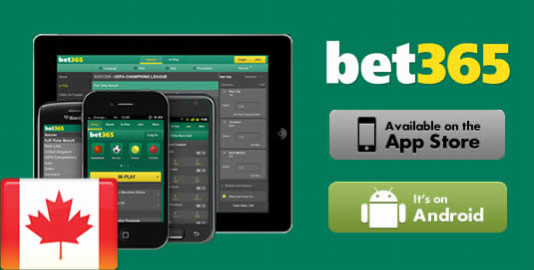 Canada sports betting 365 mobile betting ladbrokes